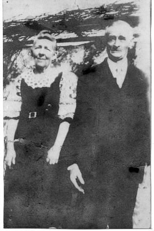 Lizzie & James Henry Rawls